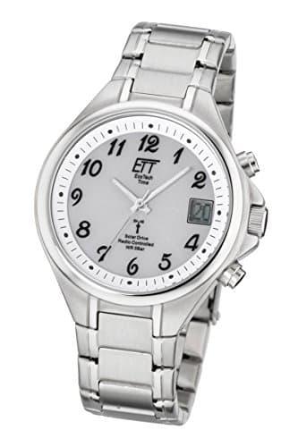 Eco Tech Time EGS-11179-12M Funk Solar Uhr