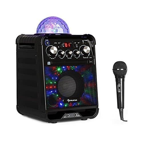 auna Rockstar Karaoke-Anlage