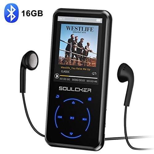 Soulcker D16 MP3 Player